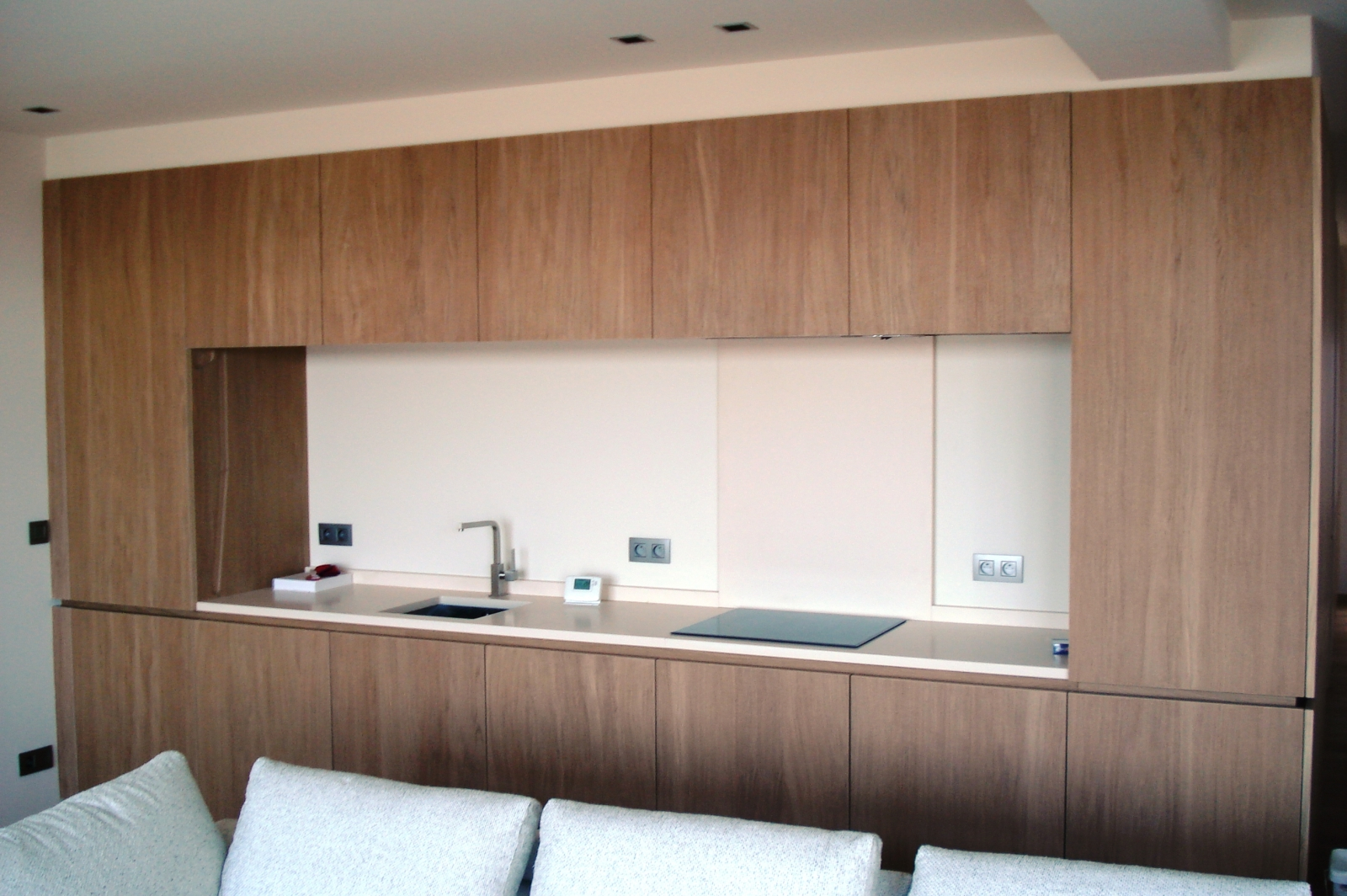 Keukens rv maatmeubelen b v b a - Open keuken op verblijf ...